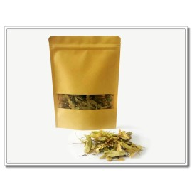 Linden Flowers and Leaves Tea in 1 Lb Bulk