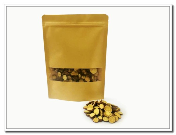 New Organic Healthy Dried Liquorice
