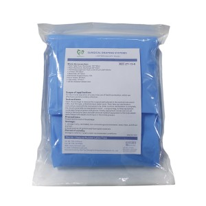 Surgical Arthroscopy Drapes Packs