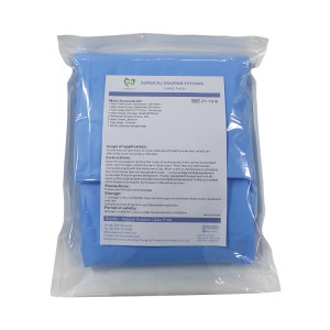 Surgical Hand Drapes Packs