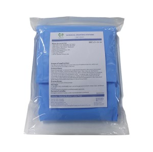Surgical ENT Drapes Packs