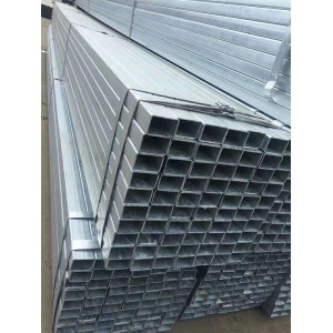 China wholesale hot rolled 1 inch rectangular steel tube