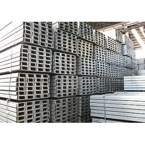 Galvanized Coated U Steel Bar ASTM Standard Channels Sizes