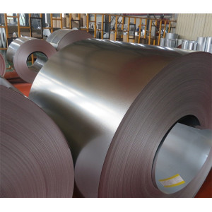Hot dipped full hard galvanized steel roll with stock