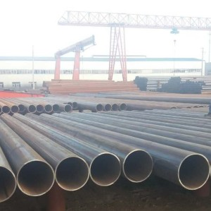 API seamless steel pipe for oil and gas pipeline
