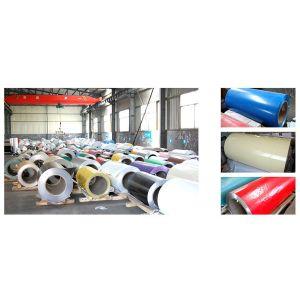 PPGI/building material/metal/prepainted GI structure zinc 30g/60g/80g/100g/120g/140g Galvanized Steel