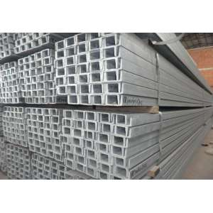U type channel steel stainless hot rolled iron