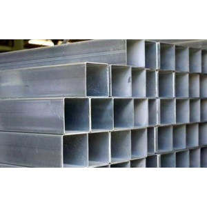 High Quality Black/Galvanized Ms Square Steel Tube/Pipe