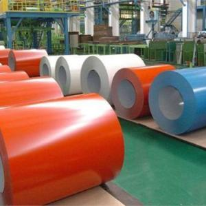china low price Prepainted Galvanised Steel Coil/PPGI