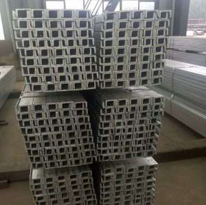 Section steel, H Beam, I beam, angle steel, u channel etc
