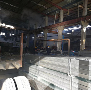 factory direct sales ERW pre galvanized square and rectangular steel tubes