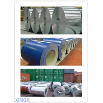 Prepainted Color Coated Steel Coil PPGI Or PPGL Color Coated Galvanized Steel