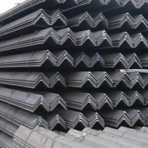 Black angle steel 100*100*6,7,8,10,12,14