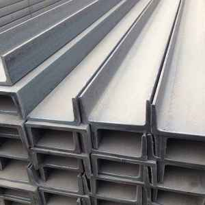 Galvanized metal Channel