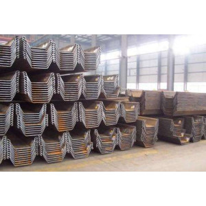 Z Type Profile Sections Steel Sheet Pile