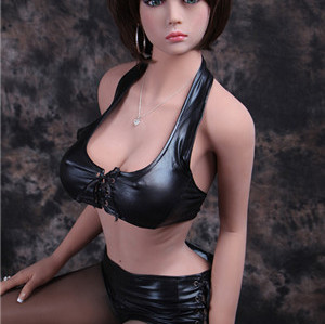 165cm Silicone Sex Toy Doll with Metal Skeleton Lifelike Sex Real Solid Love doll for male Pleasures