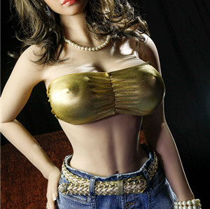 165cm TPE solid Sex doll for men sex 3 Entries Vagina Anal Mouth Tan Skin