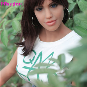 158cm Real Young Girl Life-Size Sex Doll For Men Tan Skin