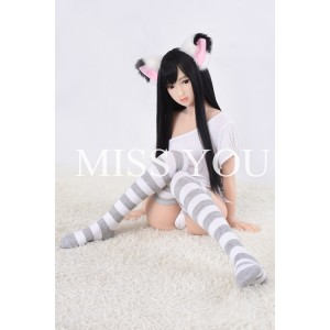 4.57FT Real Love Doll TPE Material Natural Skin Alloy Skeleton