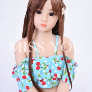 Life like Japanese sex doll 100cm/3.27FT Silicone Material Entity Female Doll