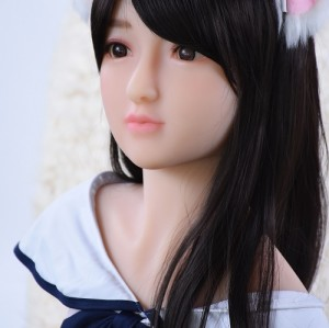 140cm 4.59FT Real Doll For Men Life like feeling 3 Entries Vagina Anal Mouth