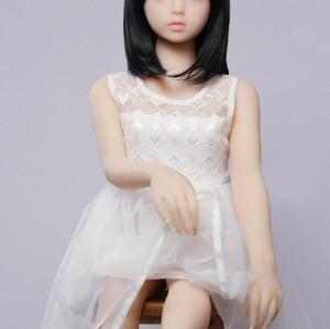 100cm/3.28FT Mini Real Doll For Men TPE Material 3 Entries