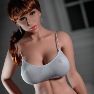 170cm Realistic Silicone Big Boobs Sex Doll Metal Skeleton 3 Entries For Male