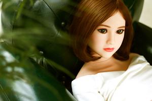 158cm Life-size Sex Doll Adult TPE Dolls For Men Masturbation