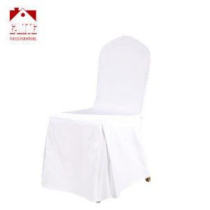 Banquet Chair Cover For Wedding Party Plain Chair Covers