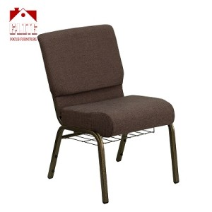 Hot sale durable used prayer chairs powder coating for sale
