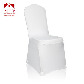 Manufacturer cheap wedding chair cover for sale