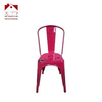 Hot selling steel metal chair in china
