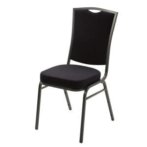 Stacking Chair, Black or Navy