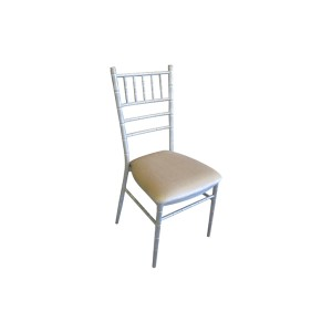 LOW PRICE WEDDING STEEL FRAME CHIAVARI CHAIR