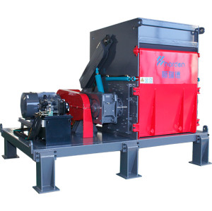 HARDEN Single Shaft solid waste Shredder For Shredding Plastic Carton Wood Pallet Model SM1300