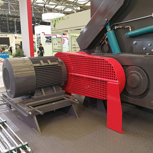 Harden® Single Shaft Shredder SM2200