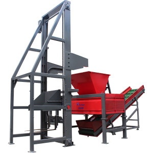 Harden®Two Shaft Shredder  TS508