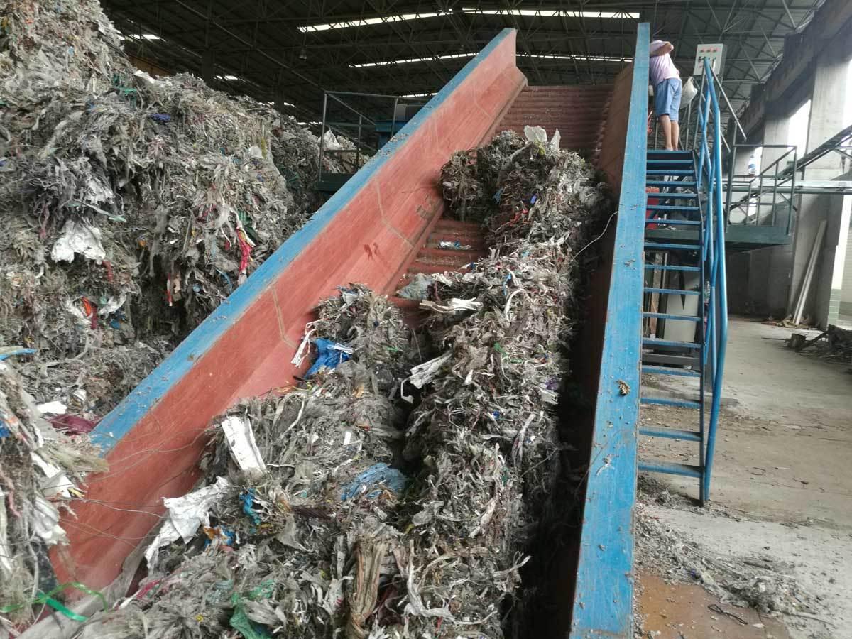 pulp shredder