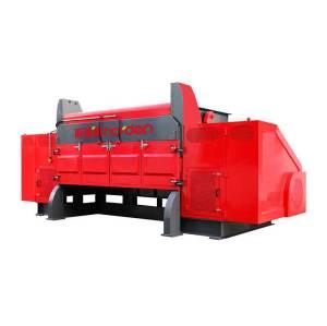 Harden Trituradoras de un solo eje para triturar residuos sólidos SM3000