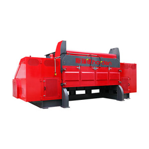 HARDEN Single Shaft Solid Waste Shredder for Plastic Carton Wood pallet  RDF production Model SM3000