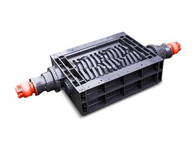 Harden® Измельчитель с двойным валом- Серия TDH - Гидравлический привод - Сверхмощный