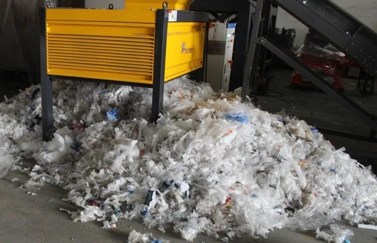 trituradora de plástico 2