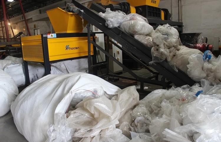 trituradora de plástico 1
