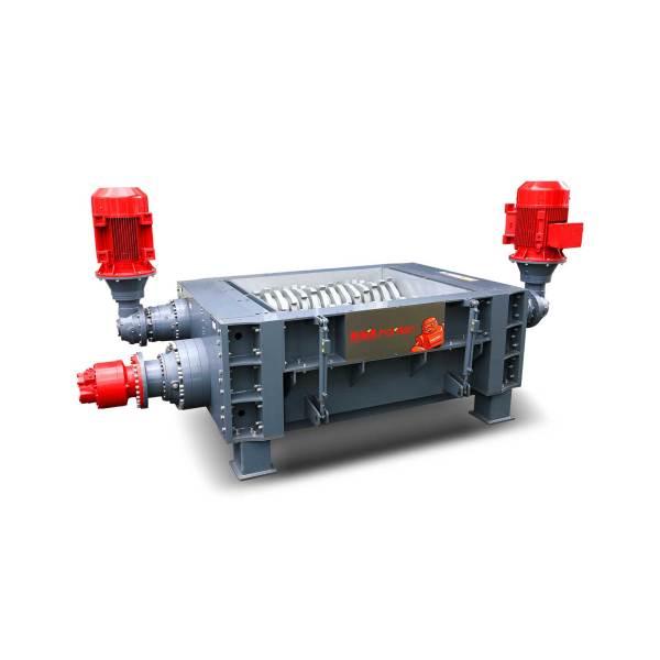 Harden® Trituradora De Cuatro Ejes - Serie QSH - Accionamiento Hidráulico