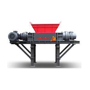 Harden® Two Shaft Shredder TD Series (Double Drive) - Heavy Duty