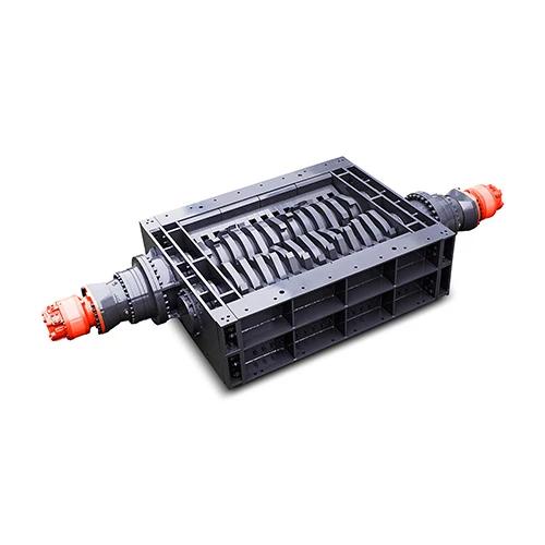 Harden® Trituradora De Doble Eje - Serie TDH - Accionamiento Hidráulico