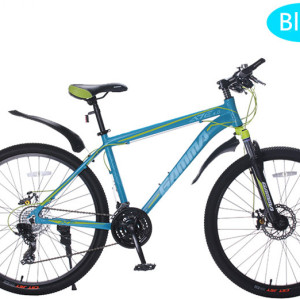 OEM Neupreis Kundenspezifisches mehrfarbiges 26-Zoll-Leichtmetall-Mountainbike