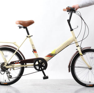7 vitesses 20 pouces nouveau modèle de vélo de ville en acier à vendre