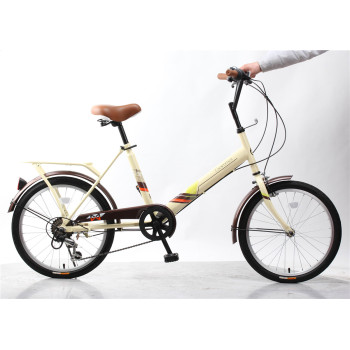 7-скоростной 20-дюймовый новая модель стальной городской велосипед для продажи