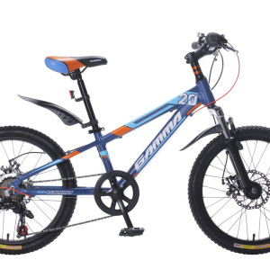 factory direct sale 20 inch mtb 7 speed mountain bike  for kid
